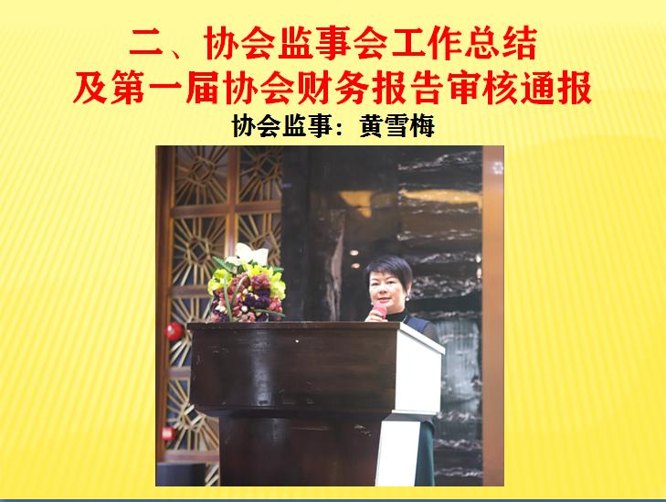 惠阳区文物收藏家协会第一届监事会工作报告